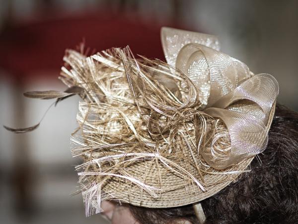 Otra vision de los invitados a la  Boda de Ruben y Marien en la ceremonia (2/6)