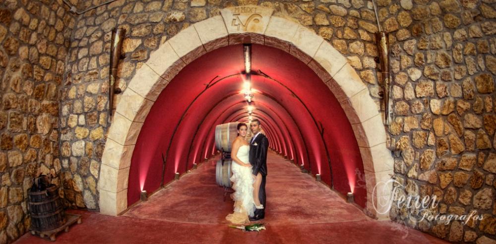 A final de Agosto se celebró la boda de Victoria y Sergio en Albondón  (2/3)