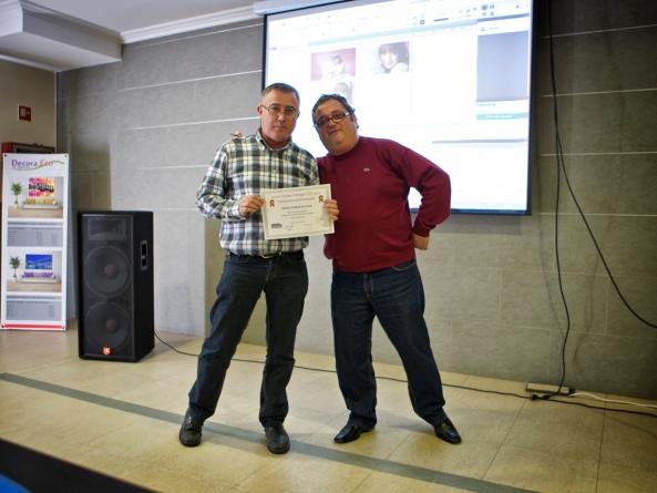 Miguel Ferrer, Eduardo Larios