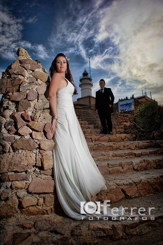 Isabel Maria y Antonio en Almeria