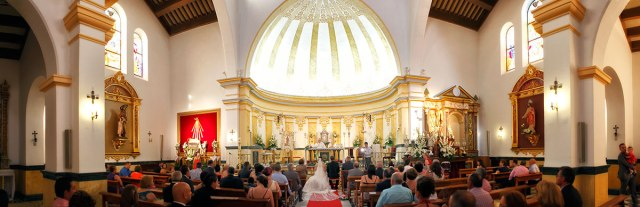 Iglesia de San Isidro Labrador, El Ejido