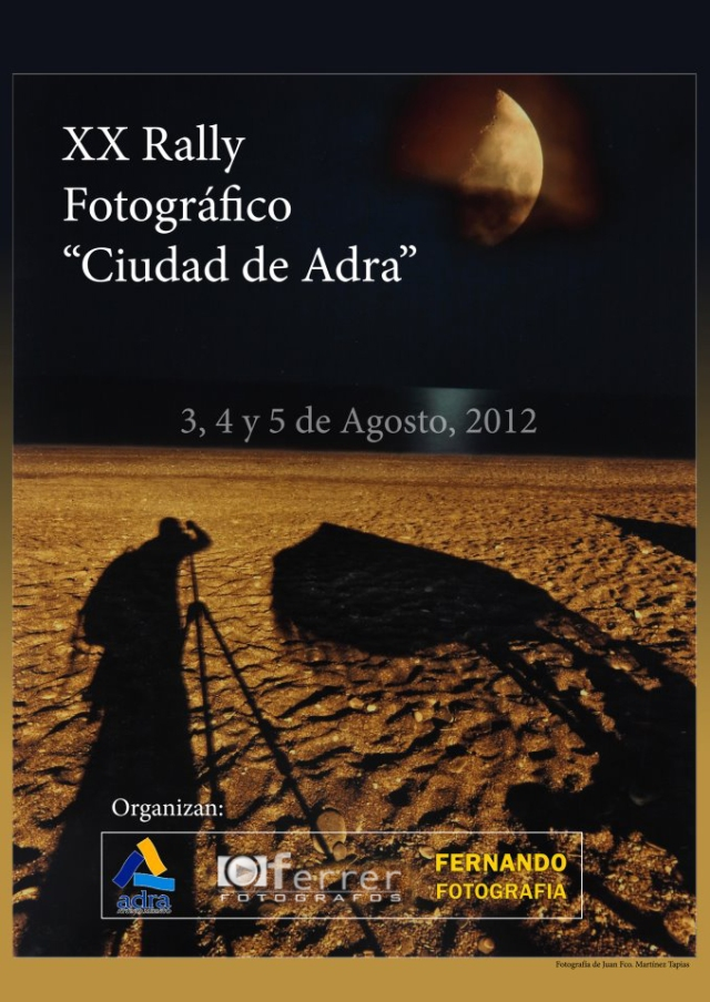 XX Rally fotografico Ciudad de Adra
