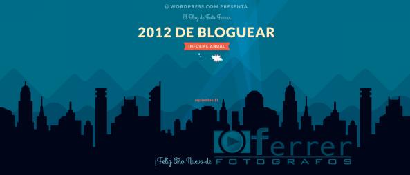 Estadisticas Foto Ferrer 2012