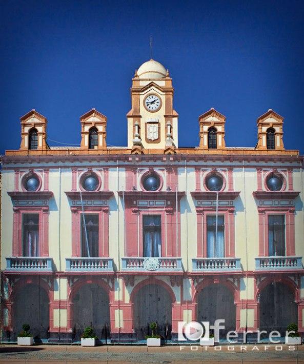ayuntamiento de Almeria, Antonio y Rosa