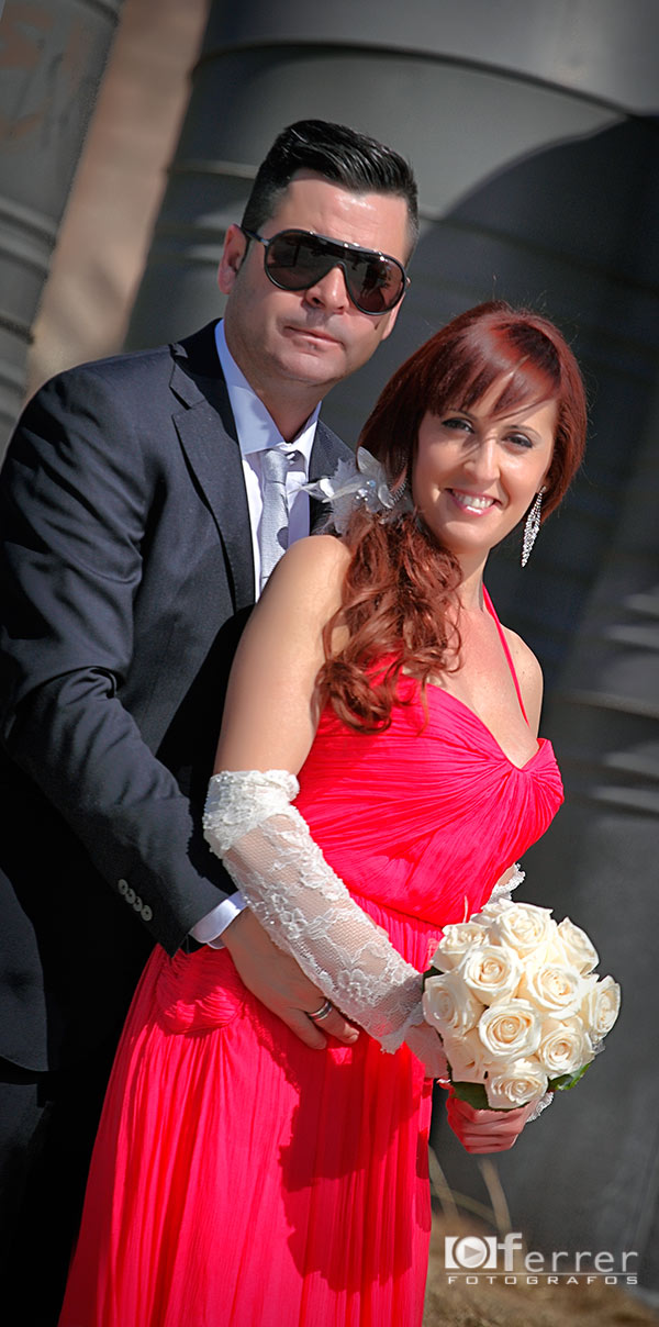 Antonio y Rosa