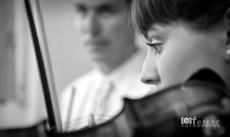 Algo mas de Musica en el enlace de Patricia y Manuel