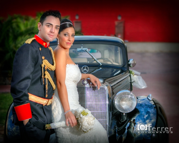 Juan Antonio y Marian Adra