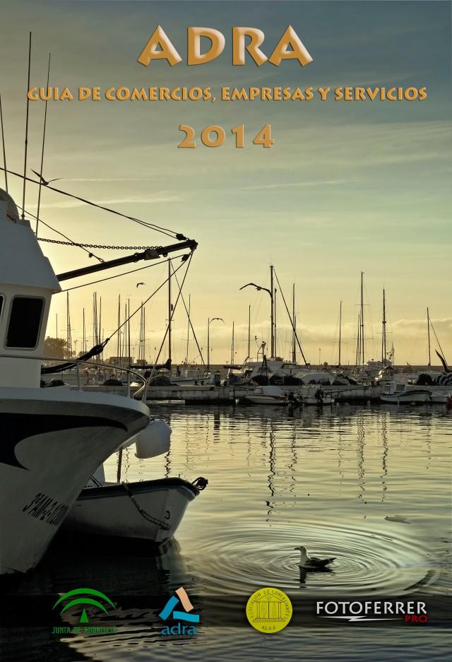 guia de comercios de Adra 2014