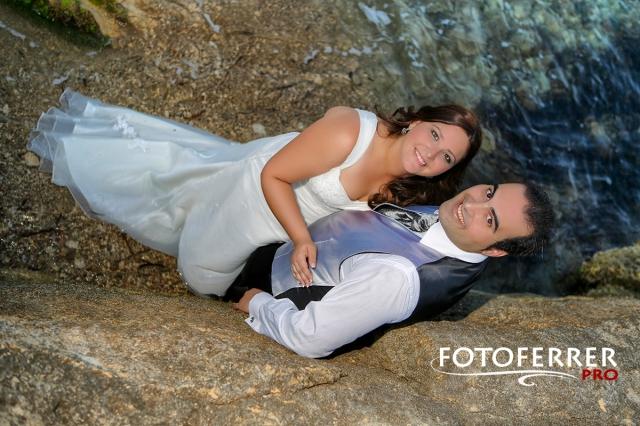M Nati y J Alberto