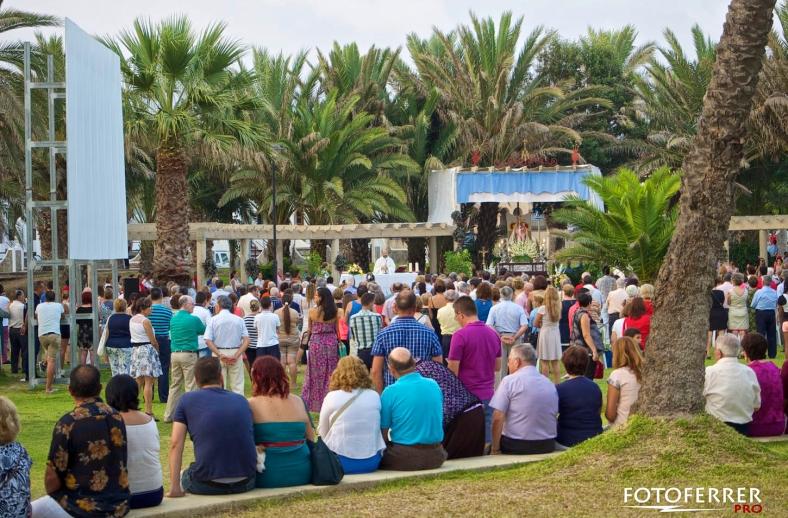 Santa Misa de la Virgen de las Mercdes Balerma
