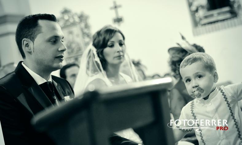 Javier y Dolores